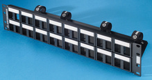 TracJack Patch Panel Kit for 32 modules