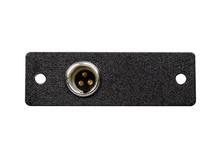 Neutrik Mini XLR 3-Pin Male to Solder Cups