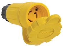 25W47 Watertight NEMA 4X/6P Locking Connector