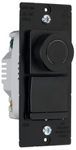 Decorator Rotary DR Series Dimmer, Black