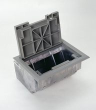 AF1 Series Raised Floor Box