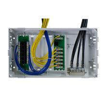 "8"""" MDU Enclosure Kit with Cat5e Data"