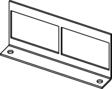 RFB2 Series Internal  Communication Bracket
