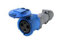 63A Pin & Sleeve International Splashproof Connector