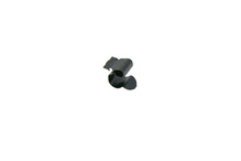 Cable Snap Clip,, 1/16''-3/16'' Flange,, 0.5''-0.718'' OD - Box of 100 [F002102]