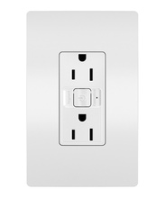 Smart 15A Outlet with Netatmo, White