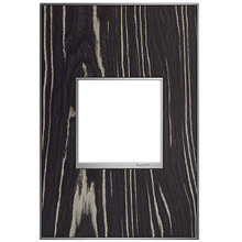 adorne® Macassar One-Gang Screwless Wall Plate