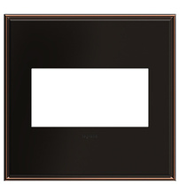 Oil-Rubbed Bronze 2-Gang Wall Plate