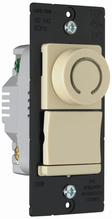 Decorator Rotary DR Series Dimmer, Ivory