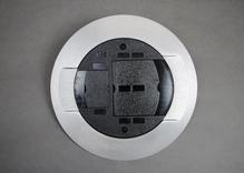 Ratchet-Pro Series Single Service Floor Box Cover Kit