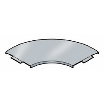 FiberTrough 90 Bend Cvr- PAINTED (12W)