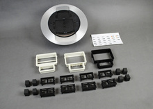 Ratchet-Pro 881 Series Single Service Floor Box Cover Kit