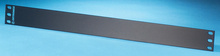 Blank Filler Panel - 19 W x 1.75 in H - 1 rack unit