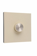 Rotary Dimmer, Ivory