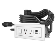 Furniture Power Switching Power Unit- White