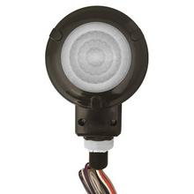 0-10V PIR Drop Mount Sensor, BLE, 120-277V, 10 ft Lens, Bronze