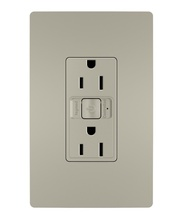Smart 15A Outlet with Netatmo, Nickel