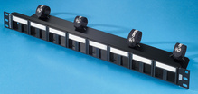 TracJack Patch Panel Kit for 16 modules