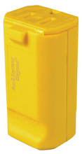 MaxGrip M3 Connector, Yellow