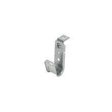 3/4'' JHook Wide/ret - 90 deg angle clip 1/4'' rod - Box of 50 [F000614]
