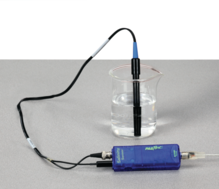 Salinity Sensor experiment