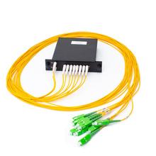 M2 2X8 POL SPLITTER- SC/APC CONNECTORS- 2M PIGTAILS