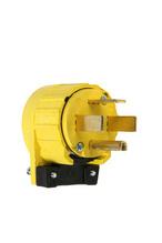 Miscellaneous Configurations - Angled Plug, Yellow