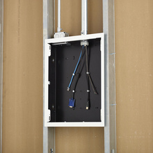 WMPAC526 In-Wall Storage Box with Flange