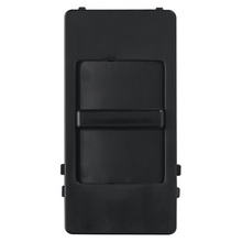 Wide Slide TradeMaster Interchangeable Face Cover, Black