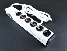 Special Use Plug-In Outlet Center Unit / NOT for Patient Care areas / 120V/15A / 6 O/L / 15' cord