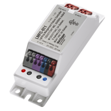DLM fixture-integrated 0-10V load controller, w/ relay