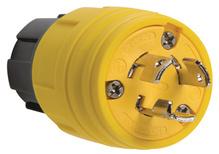 24W47 Watertight NEMA 4X/6P Locking Plug