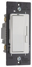 Harmony® Incandescent Single Pole/3-Way Dimmer Switch, White