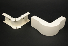 Eclipse PN10 Radiused Extruded Elbow Fitting