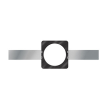 "6.5"""" In-Ceiling Pre-Construction Speaker Bracket (pair)"