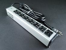 Plug-In Outlet Center Unit / 120V/15A/8 O/L /15' cord