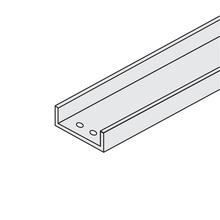 1509-0012-04 HDGAF Steel Channel, 12'L