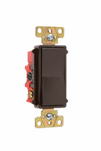 Specification Grade Decorator Switch, Brown