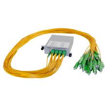 M4 1X32 POL SPLITTER- SC/APC CONNECTORS- 1M PIGTAILS