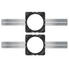 "8"""" In-Ceiling Pre-Construction Speaker Bracket (pair)"