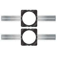"8"""" In-Ceiling Pre-Construction Speaker Bracket (pair)"