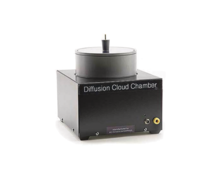 Diffusion Cloud Chamber (15 cm diameter) - No Source