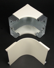 4000 Radiused Full Capacity Internal Elbow Fitting