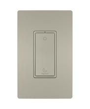 Sleep|Wake Wireless Smart Switch with Netatmo, Nickel