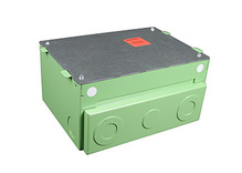 Evolution™ Series Four/Five Gang On-Grade Floor Box