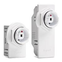 PIR Fixture Integrated Indoor/Outdoor Motion Photo Sensor, 120-277VAC