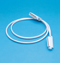 Category 3 25-Pair Cable Assembly, M/F, 25'