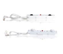 Low Voltage Ultrasonic Fixture Integrated Occupancy Sensor