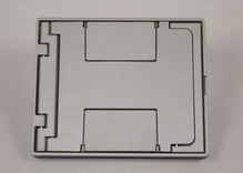 FPBT - FloorPort Series Blank Cover Assembly