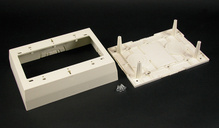 400/800/2300/2300D Three-Gang Deep Device Box Fitting